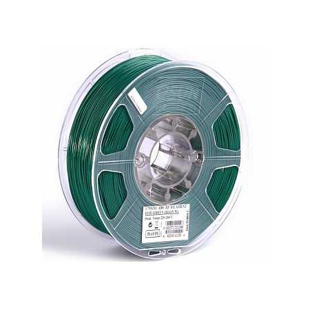 ESUN PLA175PG1 Зеленый, Картридж PLA в катушке, Стандартная, нет