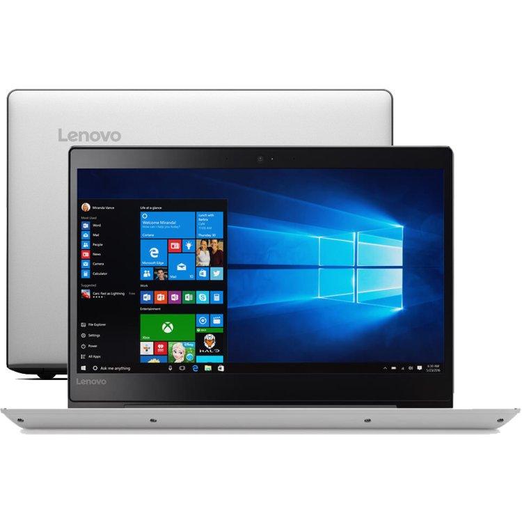 "Lenovo IdeaPad 520S-14IKB 14"", Intel Core i7, 2700МГц, 8Гб RAM, 512Гб, Серый, Windows 10 Домашняя"