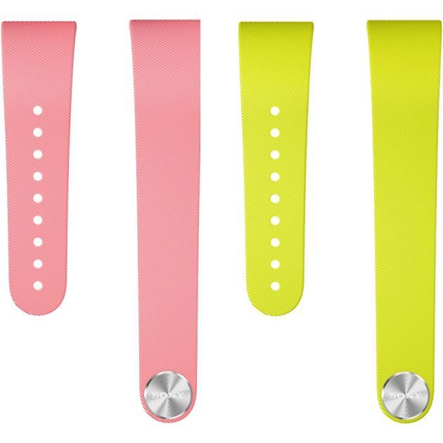 Комплект ремешков для Smartband Talk SWR310 Розовый
