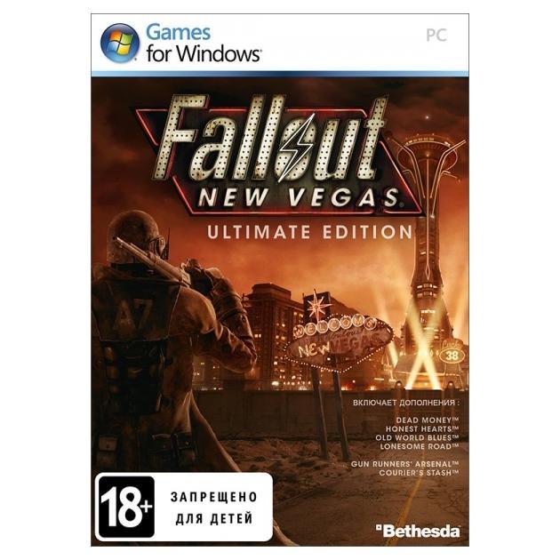 Софтклаб Fallout: New Vegas. Ultimate Edition vegas душевая дверь vegas ep 75 профиль матовый хром стекло фибоначчи