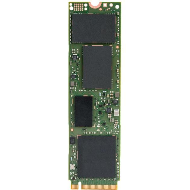 Intel 600p 512Gb M.2, 512Гб, PCI-E 3.0 x4