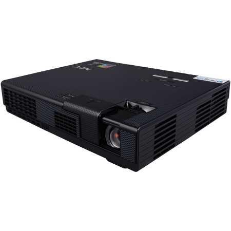 NEC L102W ультрапортативный, Черный