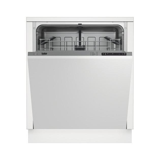 Beko DIN15210 Белый, 59.8см, 12