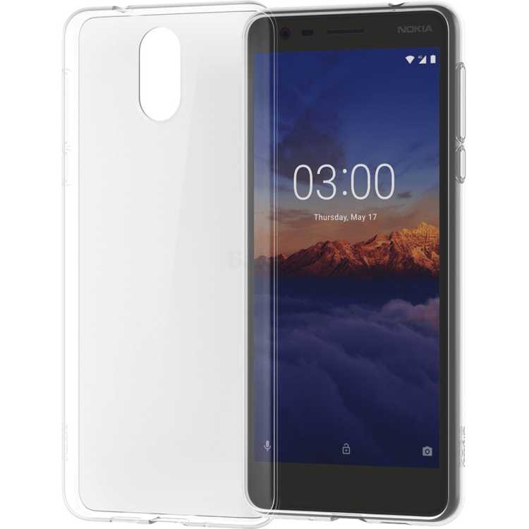 Чехол Nokia 3.1 Clear Case