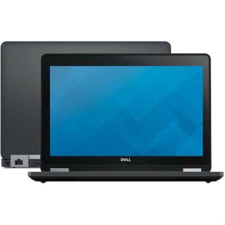 "Dell Latitude 5270-9077 12.5"", Intel Core i3, 2300МГц, 4Гб RAM, DVD нет, 500Гб, Черный, Wi-Fi, Linux, Bluetooth"
