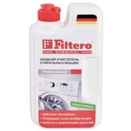 Средство от накипи Filtero Арт.601 СМ и ПММ (200мл)