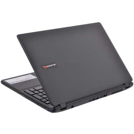 "Packard Bell EasyNote ENTG81BA 15.6"", Intel Pentium, 1600МГц, 4Гб RAM, 500Гб, Черный, Wi-Fi, Linux, Bluetooth"