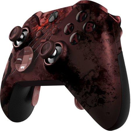Беспроводной геймпад Xbox Elite — коллекционная версия Gears of War 4 Xbox One, коллекционная версия
