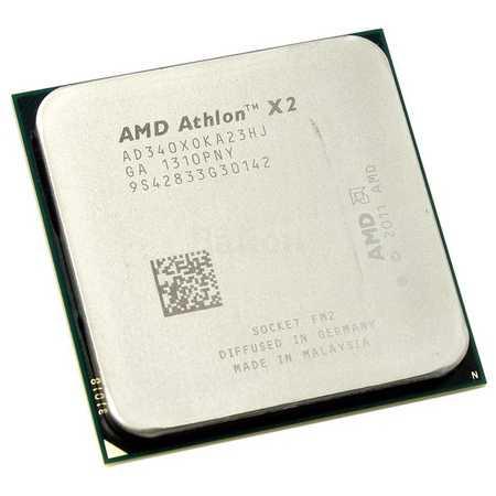 AMD Athlon X2 340