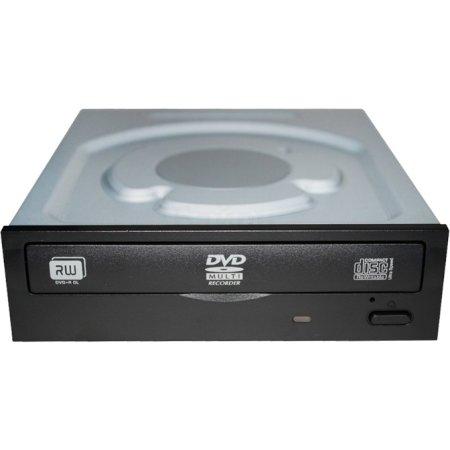 Lite-ON IHAS124 Черный, DVD RW DL