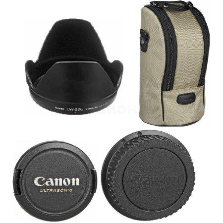 Canon EF 28-300mm f/3.5-5.6L IS USM Стандартный, Canon EF, Совместимость с полнокадровыми фотоаппаратами