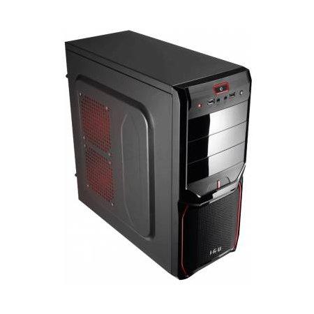 IRU Office 320 MT A8 7600/4Gb/500Gb 7.2k/R7/DVDRW/CR/W7Pro64/kb/m/black AMD A6, 3.8МГц, 4Гб RAM, Win 7 Pro