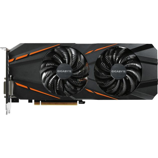 Gigabyte GeForce GTX 1060 G1 Gaming 3072Мб, GDDR5,1620MHz, GV-N1060G1GAMING-3GD GTX 1060 G1 Gaming 3G - 3072Мб, GDDR5,1620MHz, GV-N1060G1GAMING-3GD