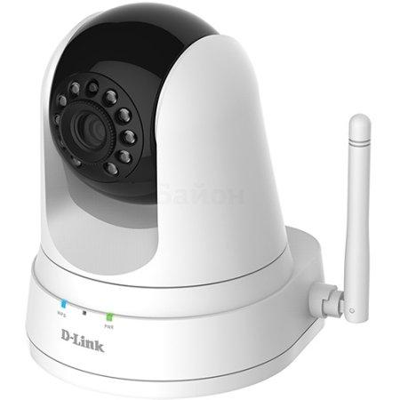 D-Link DCS-5000L/A1A Поворотная камера, Купольная конструкция, 640x480