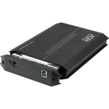 "Корпус AgeStar 3UB3A5 usb3.0 to 3,5""hdd SATA алюминий"