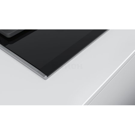 Bosch PRP6A6D70R Черный, Газовая, Стеклокерамика