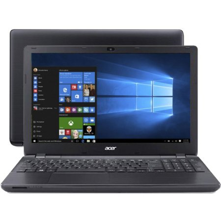 "Acer Extensa EX2511-541P 15.6"", Intel Core i5, 2200МГц, 4Гб RAM, DVD-RW, 500Гб, Черный, Wi-Fi, Windows 10, Bluetooth, GMA HD5500"