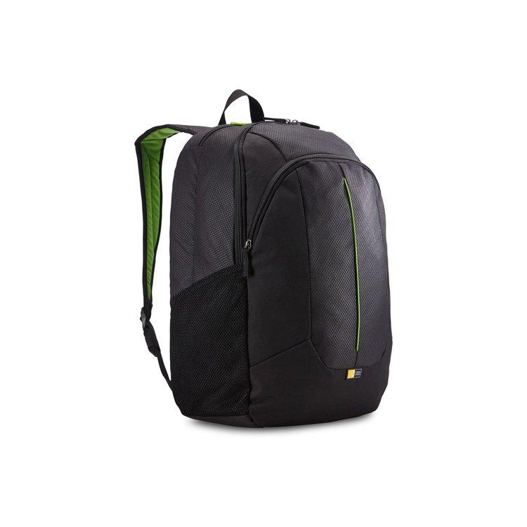 "Case logic Prevailer Backpack 17.3"", Черный, Полиэстер"