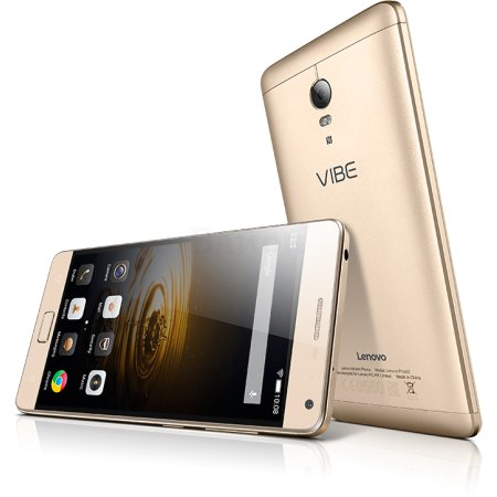 Lenovo Vibe P1 Золотой, 3G