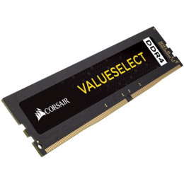 Corsair Value Select CMV8GX4M1A2400C16 8Гб, PC4-21300, 2400, Черный