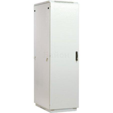 ЦМО Шкаф телекоммуникационный напольный 47U (600х800) дверь металл (3 места), [ ШТК-М-47.6.8-3ААА ]