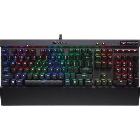 Corsair Gaming K70 RGB RAPIDFIRE Cherry MX Speed RGB переключатели Cherry MX Speed RGB, подсветка RGB