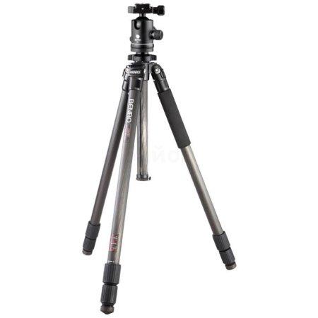Benro C2570TB2 Черный, Для фотокамер, Трипод - напольный (тренога)