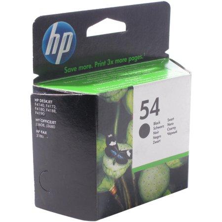 HP CB334AE Черный, Картридж струйный, Стандартная, нет