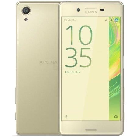 Sony Xperia X 32Гб, Золотой, 1 SIM