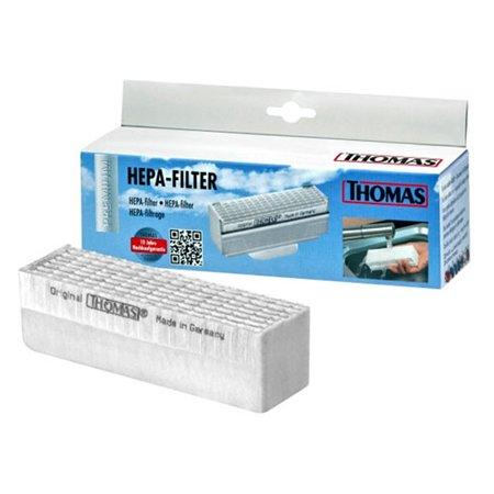 Пылесборник THOMAS/ Фильтр HEPA для TWIN, без кассеты для всех моделей TWIN и GENIUS