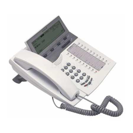 Aastra DBC22502/01001 Системный TDM-телефон, Серый, 1 трубка