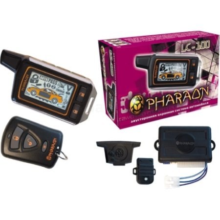 Pharaon LC-200 1600м, двухсторонняя сигнализация с автозапуском