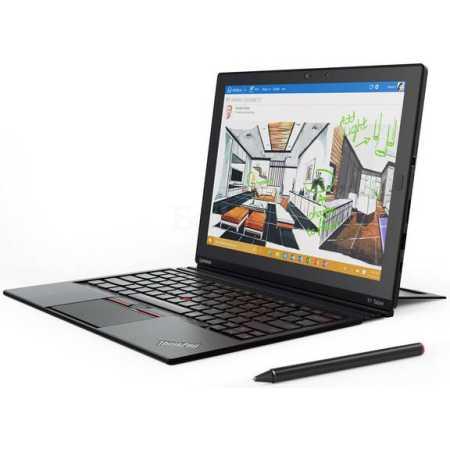 "Lenovo ThinkPad X1 Tablet, 12"", 256GB, Wi-Fi+3G/LTE, V-pro"