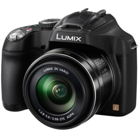 Panasonic Lumix DMC-FZ72 Черный, 16.1