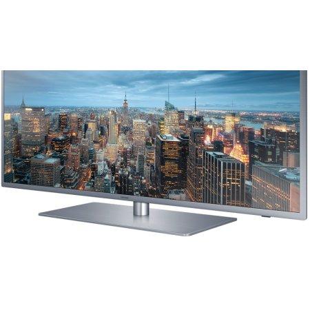 "Samsung 55JU6530U 55"", Серебристый, 3840x2160, Wi-Fi, Вход HDMI"