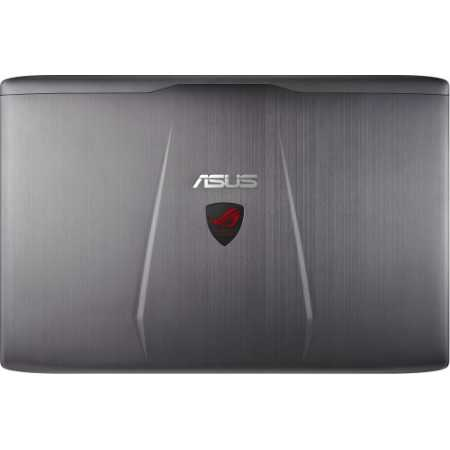 "Asus Republic of Gamers GL552VX-XO103D 15.6"", Intel Core i5, 2300МГц, 8Гб RAM, DVD-RW, 2Тб, Серый, Wi-Fi, DOS, Bluetooth"