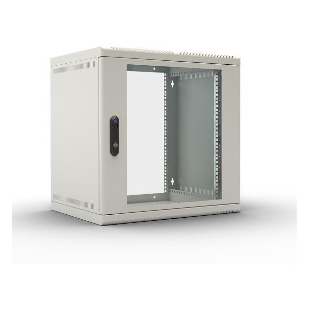 ЦМО Шкаф телекоммуникационный настенный 9U (600х300) дверь стекло, [ШРН-9.300](ШРН 9.300)