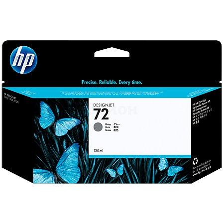 HP 72 Серый, Картридж струйный, Повышенная, нет