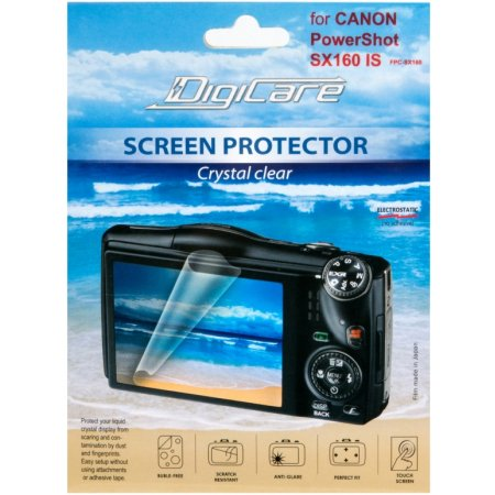 "Защитная пленка для Canon PowerShot SX160 / 3"""