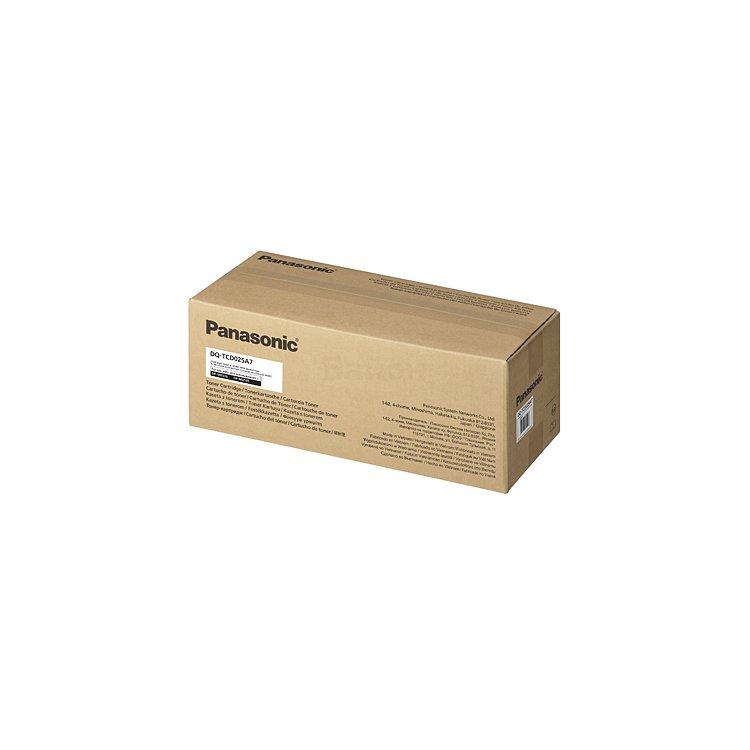 Panasonic DQ-TCD025A7, Тонер-картридж, Стандартная, нет