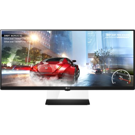 "LG 34UM67 34"", Черный, DVI, HDMI, Full HD"