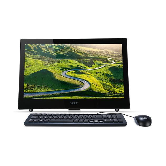 Acer Aspire Z1-602 нет, Черный, 502Гб, DOS