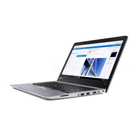 "Lenovo ThinkPad Edge 13 20GJ006BRT 13.3"", Intel Core i5, 2300МГц, 8Гб RAM, DVD нет, 256Гб, Windows 10 Pro, Серебристый, Wi-Fi, Bluetooth"