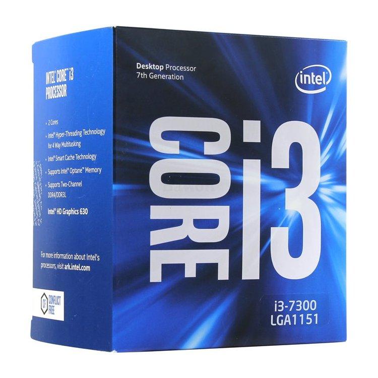 Купить Intel Original Core i3 7300 в интернет магазине бытовой техники и электроники