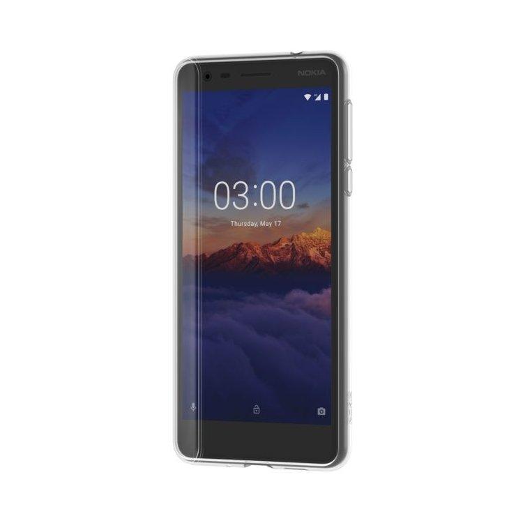 Чехол Nokia 3.1 Clear Case Прозрачный