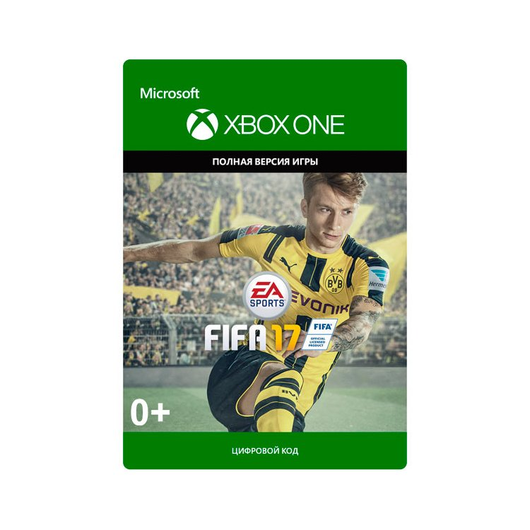 FIFA 17 Стандартное Издание