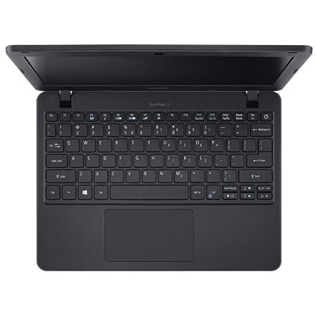 "Acer TRAVELMATE B117-M-C6SP 11.6"", Intel Celeron, 1600МГц, 4Гб RAM, DVD нет, 500Гб, Черный, Wi-Fi, Linux"