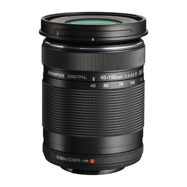 Olympus ED 40-150mm f/4.0-5.6 R M.Zuiko Телеобъектив, Micro 4/3 V315030BE000
