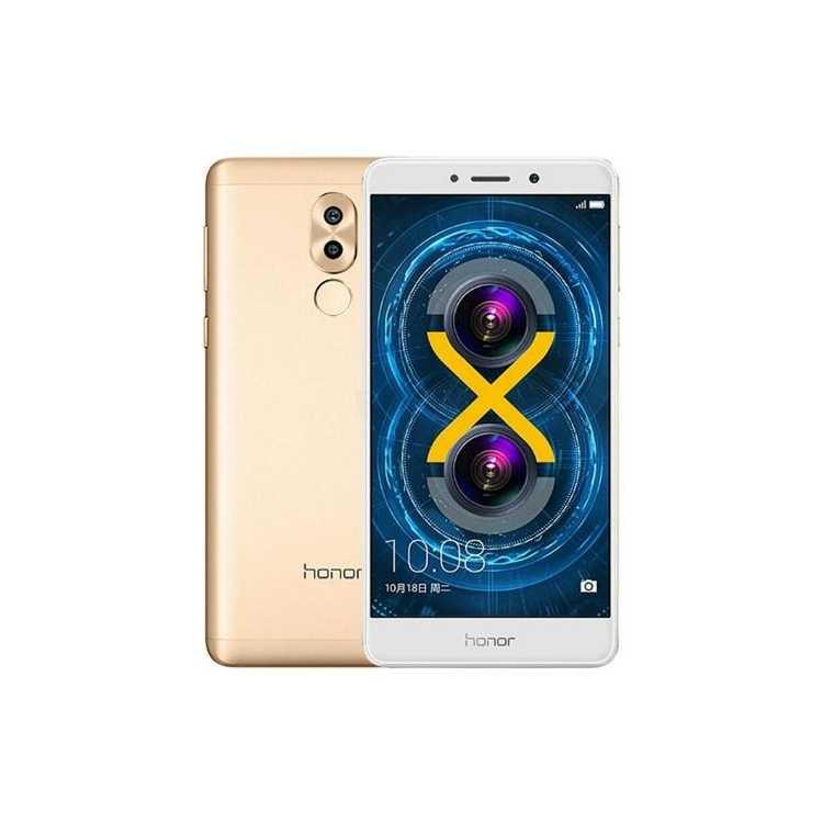 Huawei Honor 6X Золотой