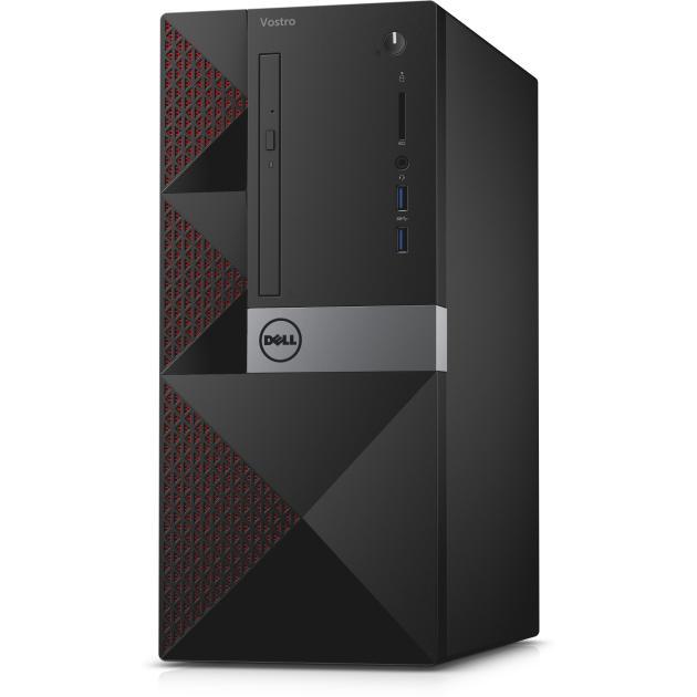 Dell Vostro 3650-0250 3300МГц, Intel Pentium, 500Гб, Windows 7 Pro, Intel HD